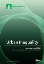 Special issue Urban Inequality book cover image