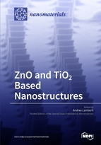 Special issue ZnO and TiO<sub>2</sub> Based Nanostructures book cover image
