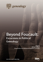 Special issue Beyond Foucault: Excursions in Political Genealogy book cover image
