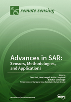Special issue Advances in SAR: Sensors, Methodologies, and Applications book cover image