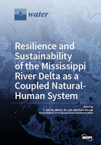 Special issue Resilience and Sustainability of the Mississippi River Delta as a Coupled Natural-Human System book cover image