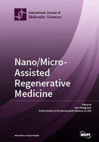 Special issue Nano/Micro-Assisted Regenerative Medicine book cover image