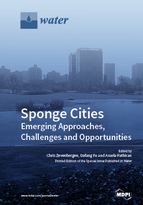 Special issue Sponge Cities: Emerging Approaches, Challenges and Opportunities book cover image