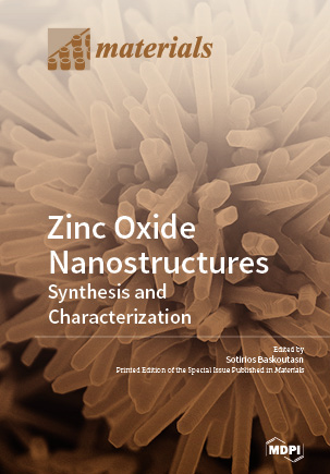 Zinc Oxide Nanostructures: Synthesis and Characterization