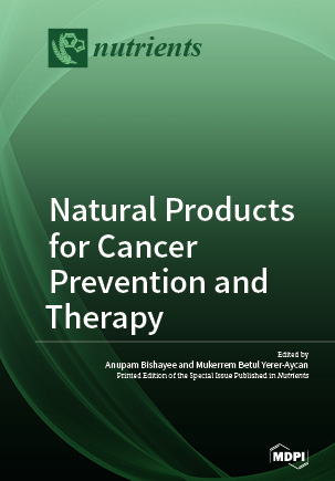 Natural Products for Cancer Prevention and Therapy
