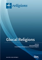 Special issue Glocal Religions book cover image