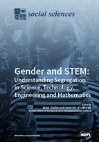 Special issue Gender and STEM: Understanding Segregation in Science, Technology, Engineering and Mathematics book cover image