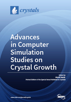 Advances in Computer Simulation Studies on Crystal Growth
