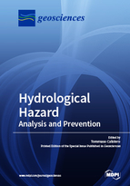 Special issue Hydrological Hazard: Analysis and Prevention book cover image