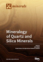 Special issue Mineralogy of Quartz and Silica Minerals book cover image