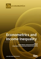 Special issue Econometrics and Income Inequality book cover image