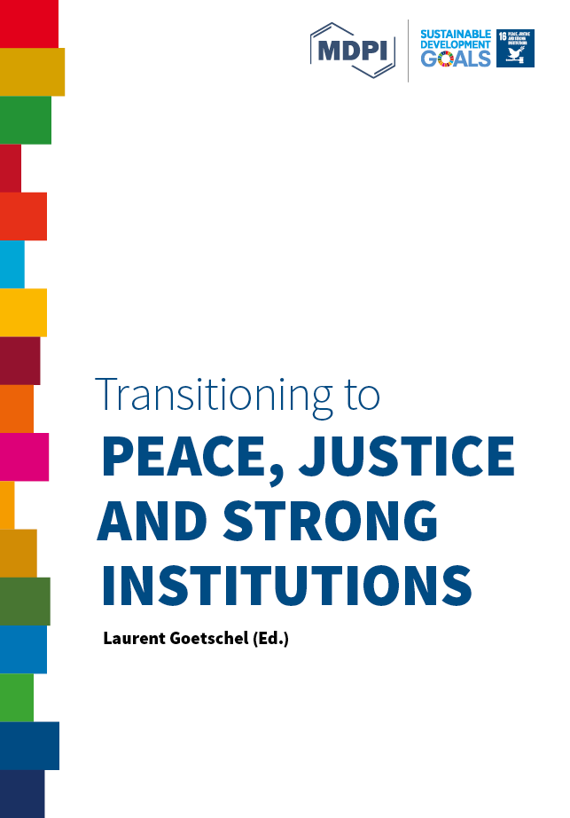 Transitioning to Peace, Justice and Strong Institutions
