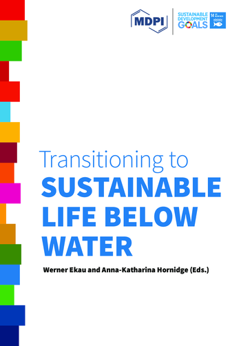 Transitioning to Sustainable Life below Water