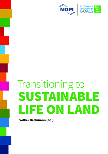 Transitioning to Sustainable Life on Land