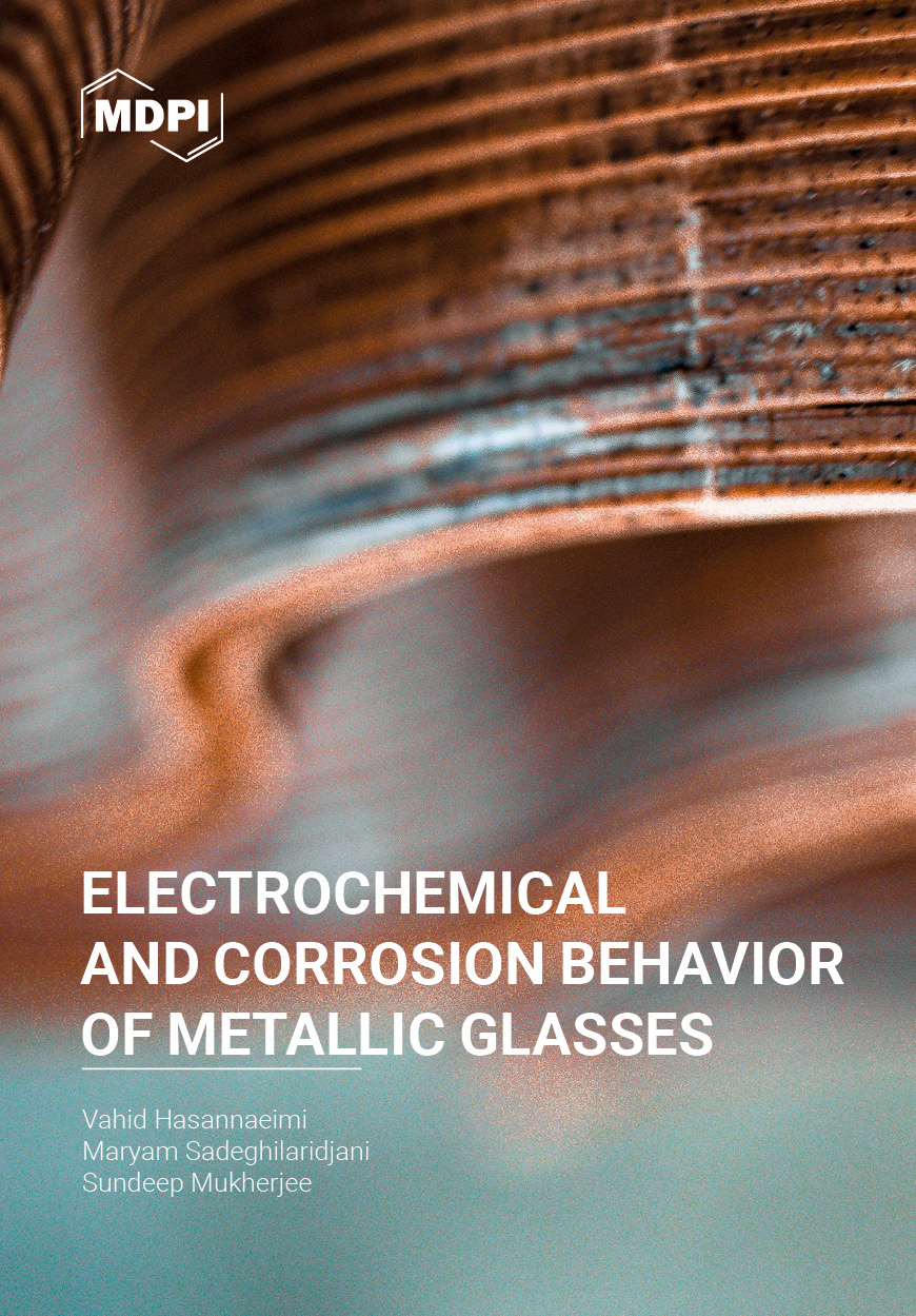 Electrochemical and Corrosion Behavior of Metallic Glasses