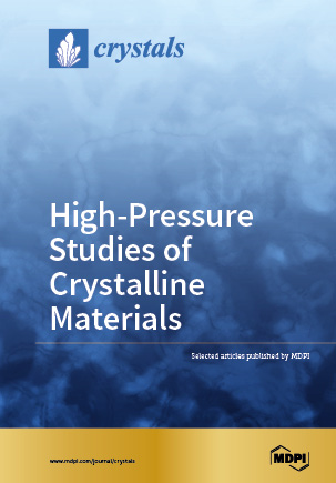 High-Pressure Studies of Crystalline Materials
