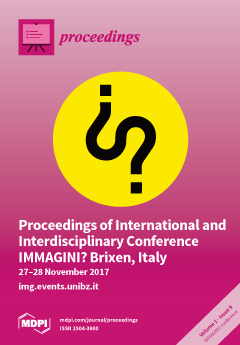 Issue 9 (IMMAGINI? Conference 2017) cover image