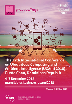 Issue 19 (UCAmI 2018) cover image